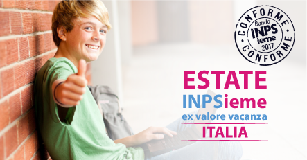 Estate inpsieme italia ex valore vacanza inps for Soggiorni inps 2017