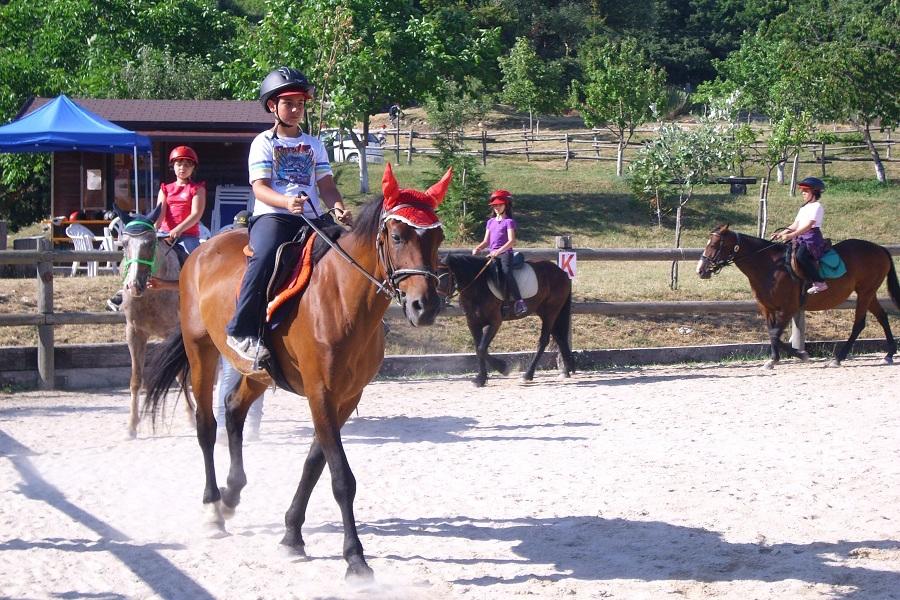 Pizzalto-equitazione