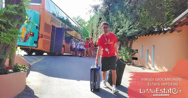 Viaggi Estate INPSieme 2018 Giocamondo