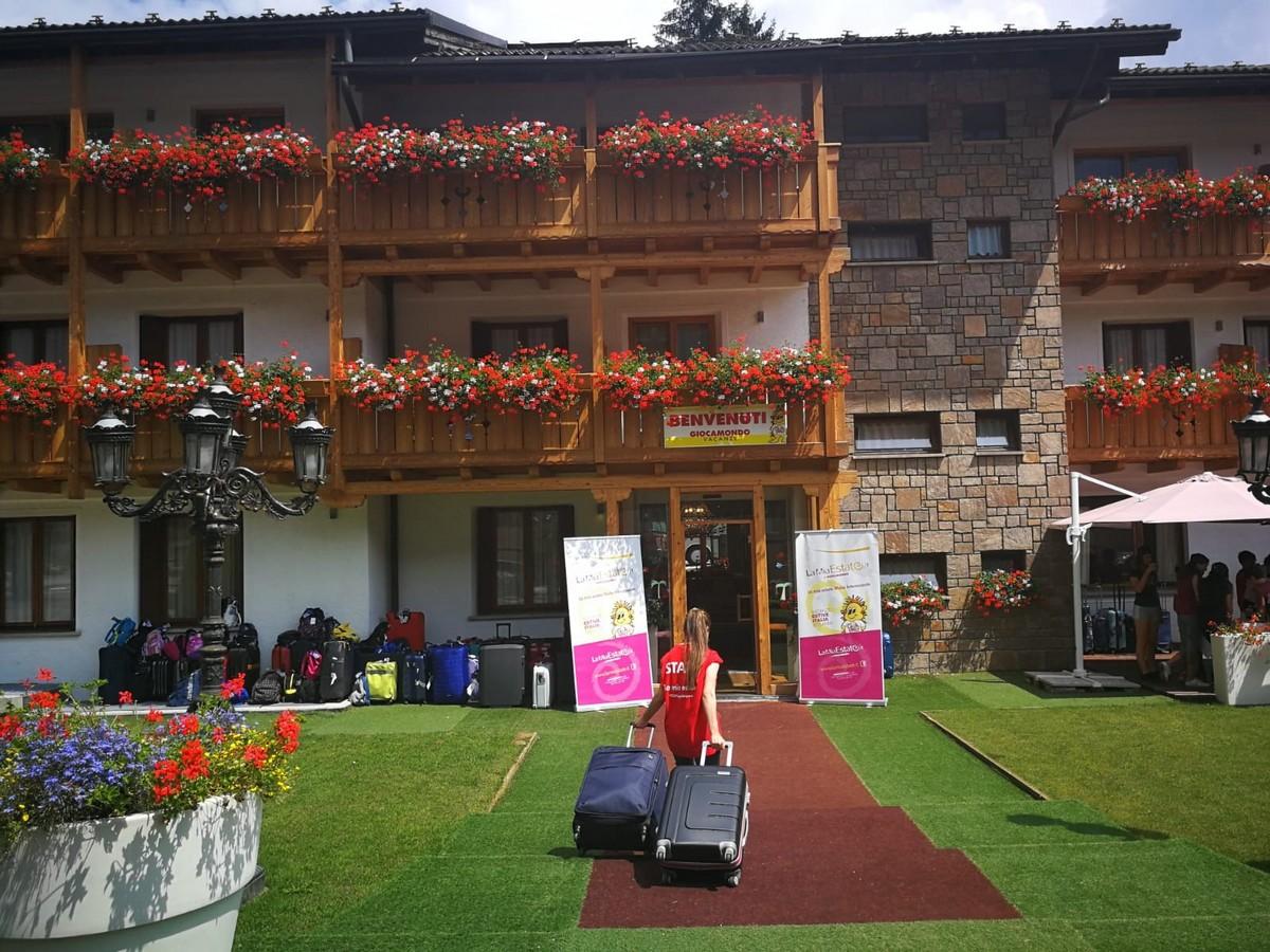 HOTEL REGINA > SPORT AD ALTA QUOTA > SENIOR > Archivi --HOTEL-REGINA_SPORT_TURNO-3_Giorno1_foto02