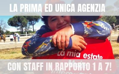 Estate INPSieme 2019 Soggiorni Estivi Italia per ragazzi 6-14 anni Conformi 100%-STAFF-1-A-7-3