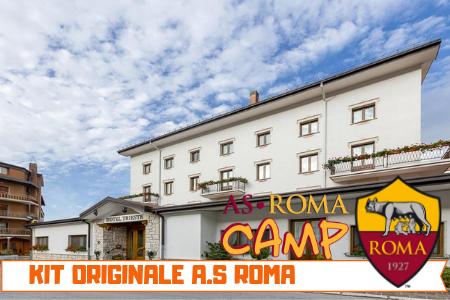 IL CALCIO A.S. ROMA PER VERI CAMPIONI -