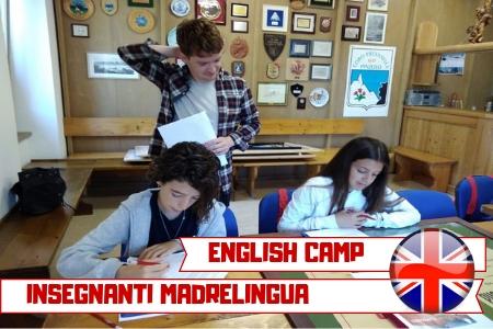 Estate INPSieme 2019 Soggiorni Estivi Italia per ragazzi 6-14 anni Conformi 100%-SUPER-ENGLISH-CAMP