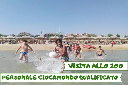 Estate INPSieme 2019 Soggiorni Estivi Italia per ragazzi 6-14 anni Conformi 100%-UN-MARE-DI-SPORT-NEL-FANTASTICO-VOLLAGGIO
