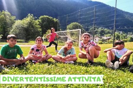 Estate INPSieme 2019 Soggiorni Estivi Italia per ragazzi 6-14 anni Conformi 100%-UNA-MONTAGNA-DI-SPORT-DOLOMITICI