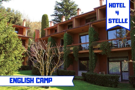 MY FIRST ENGLISH CAMP -