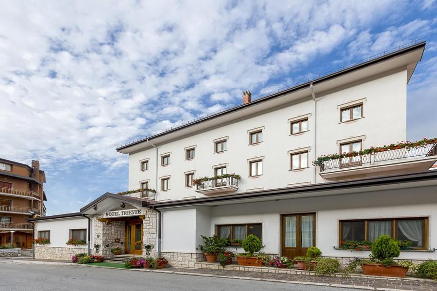 Informazioni e contatti Strutture --Hotel-Trieste-estate-insieme