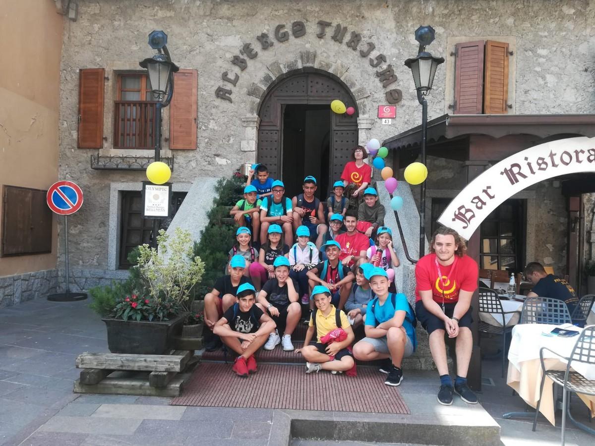Hotel Antico Borgo 3*** // Montagna di sport Junior Archivi --ANTICO-BORGO-ARRIVI-TURNO-1-GIORNO-1-7