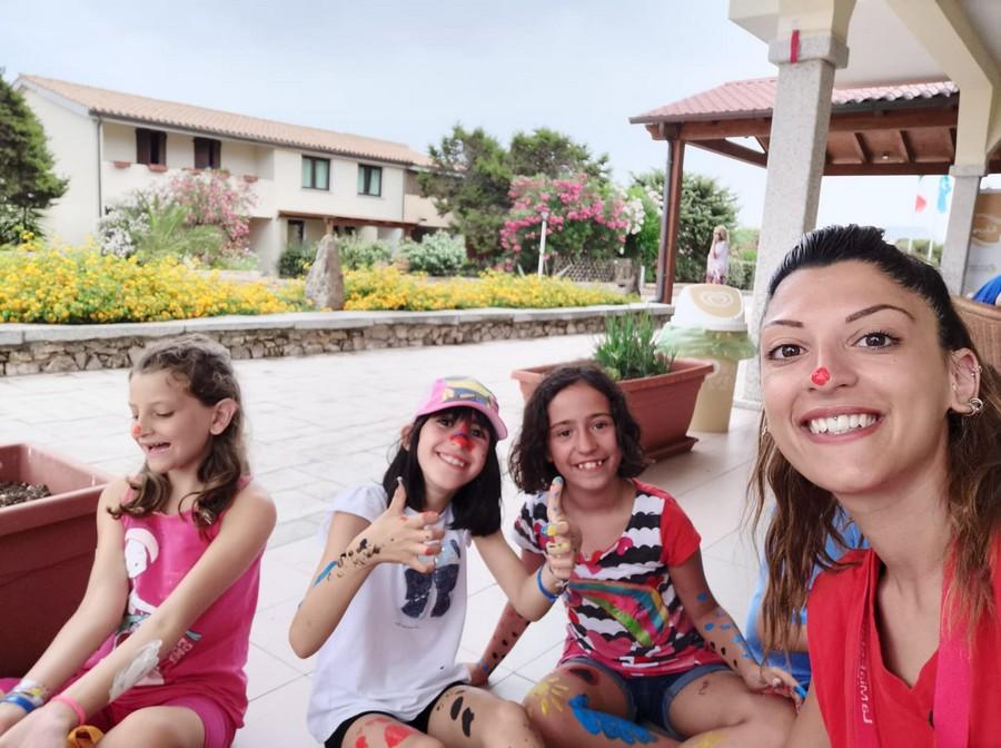Baia delle Mimose Hotel 4**** // Prima vacanza Sardegna Junior Archivi --BA13EB1