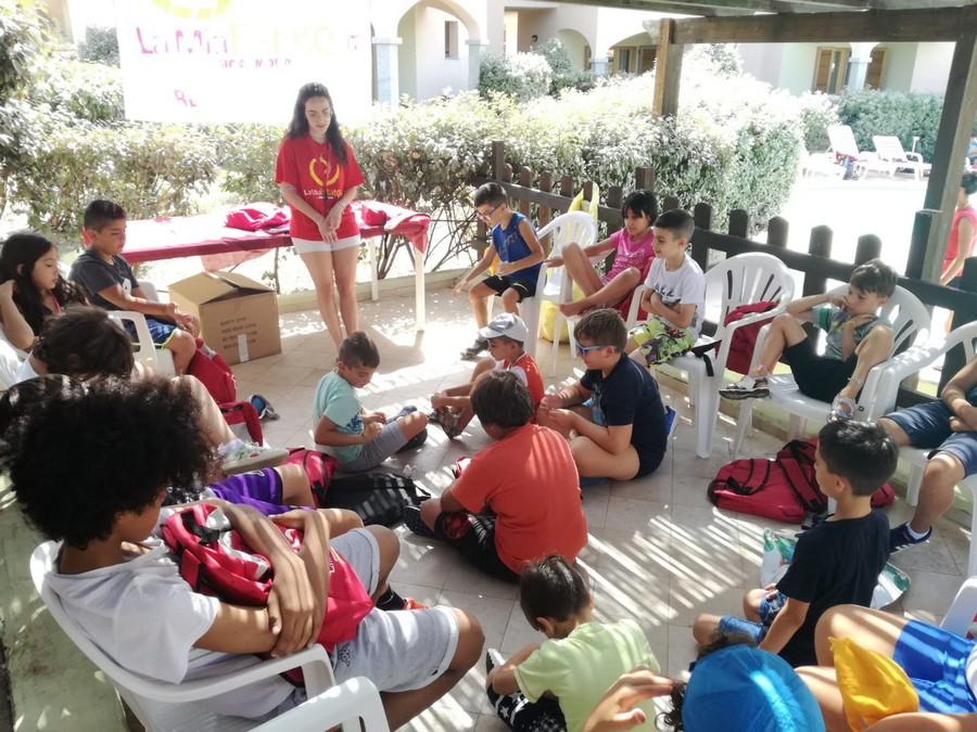 Baia delle Mimose Hotel 4**** // Prima vacanza Sardegna Junior Archivi --BA58501