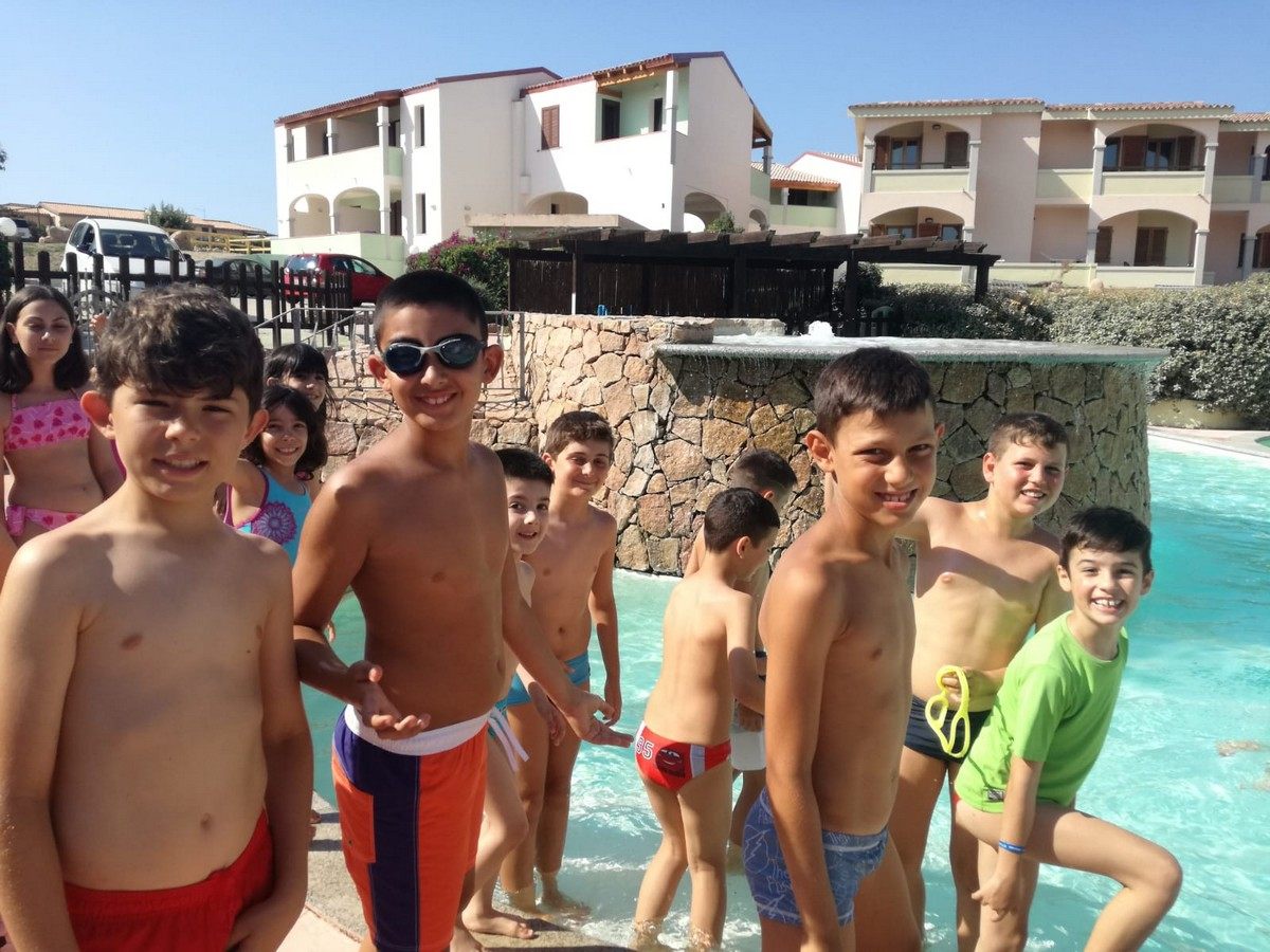 Baia delle Mimose Hotel 4**** // Prima vacanza Sardegna Junior Archivi --BAE5301