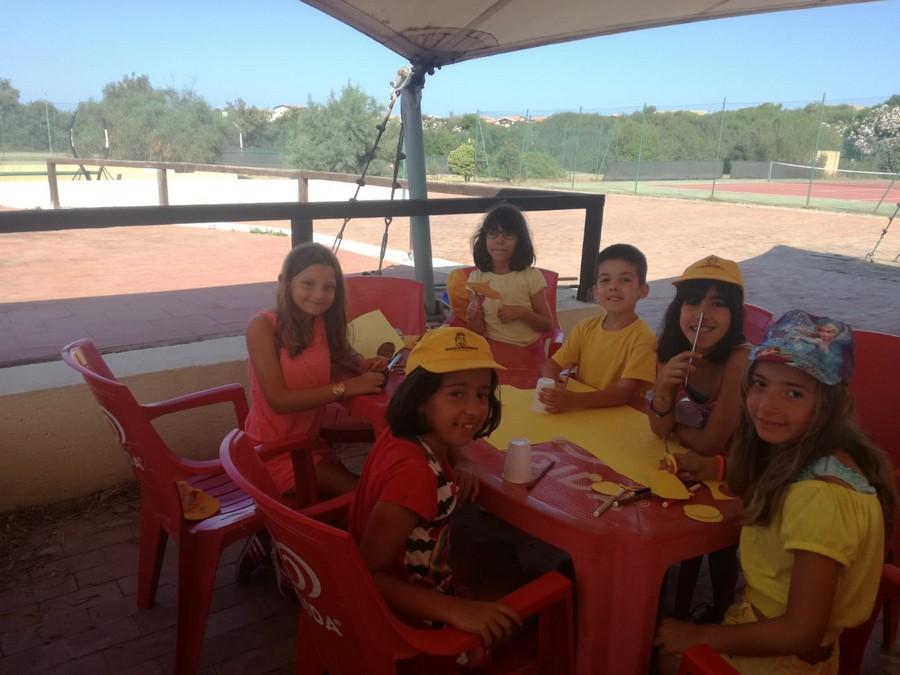 Baia delle Mimose Hotel 4**** // Prima vacanza Sardegna Junior Archivi --BAIADE2-10