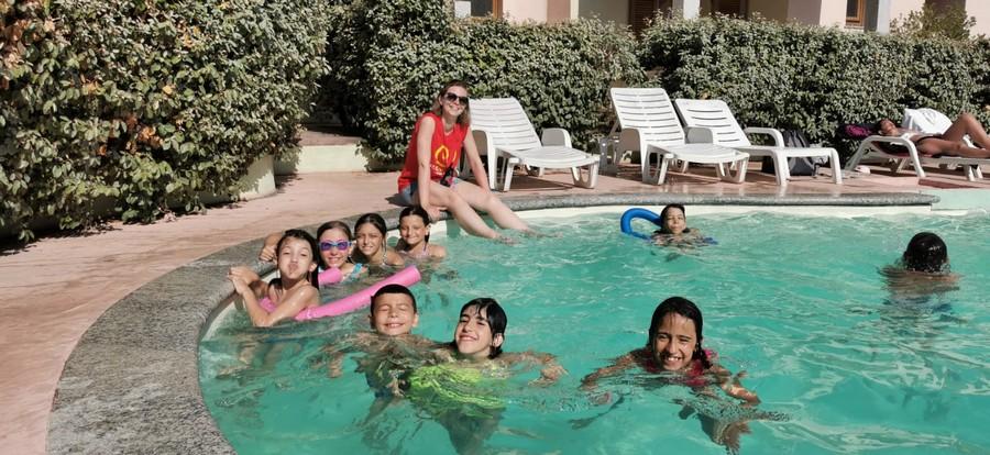 Baia delle Mimose Hotel 4**** // Prima vacanza Sardegna Junior Archivi --BAIADE2-4