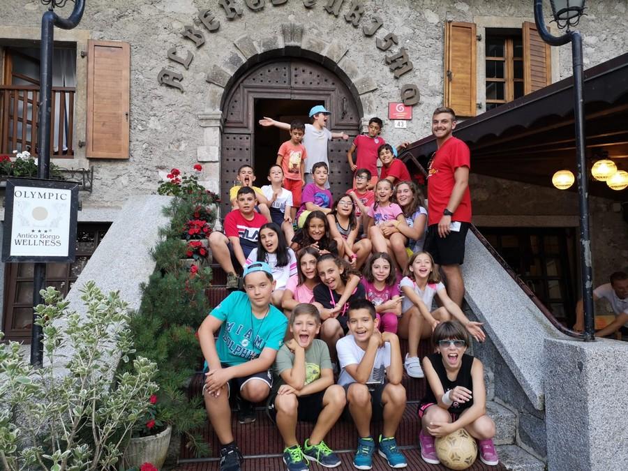 Hotel Antico Borgo 3*** // Milan Camp Junior Archivi --ANTICO-BORGO-MILAN-CAMP-JUNIOR-TURNO-1-GIORNO-9-9