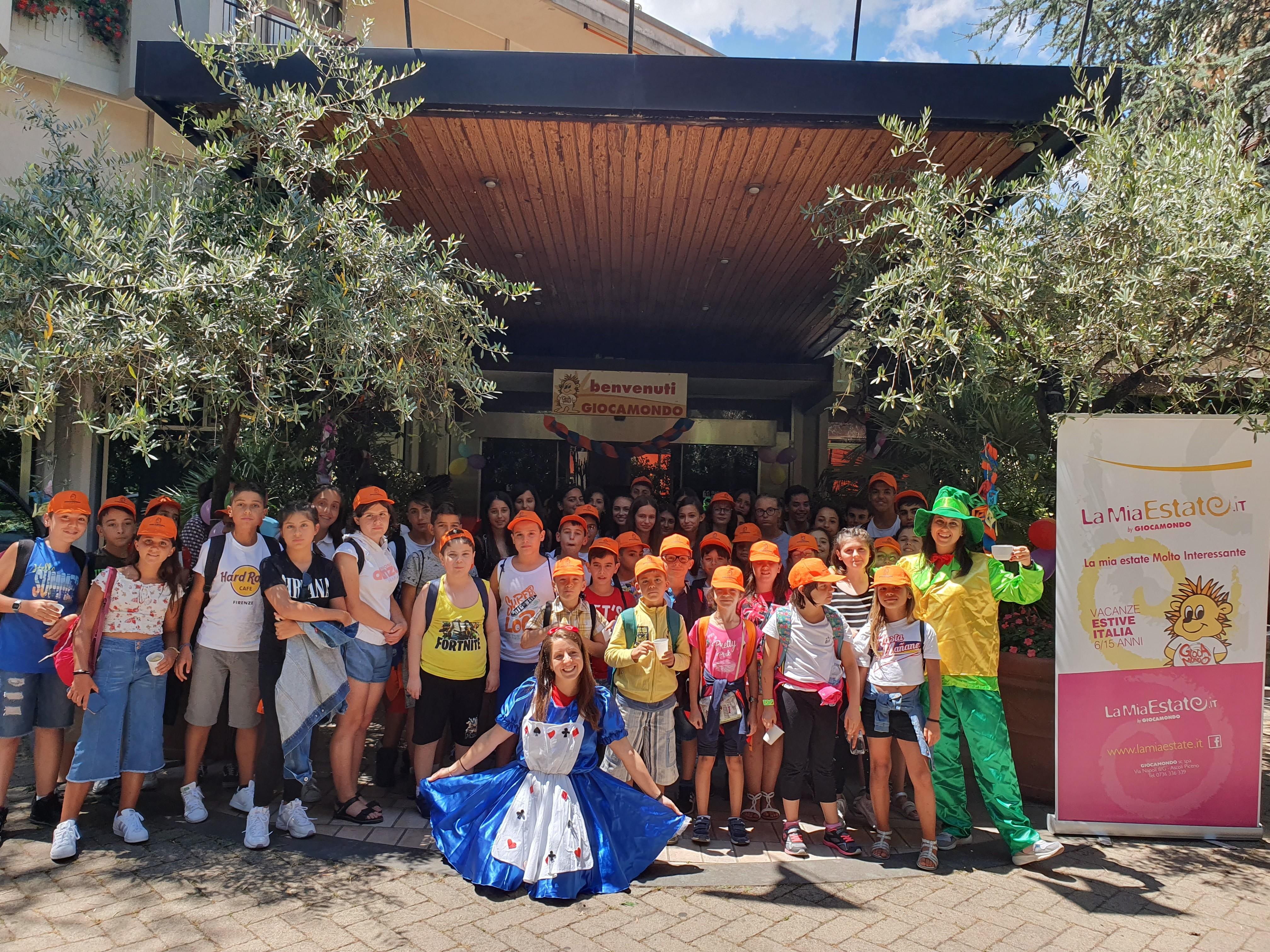 Hotel Balletti 4**** // English Camp Junior Archivi --BALLETTI-ENGLISH-CAMP-JUNIOR–-SECONDO-TURNO-–-GIORNO-15