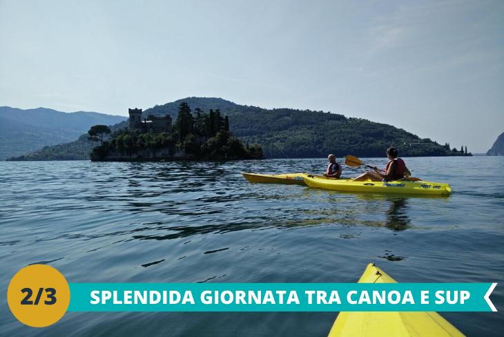 Canoa e SUP sul Lago di Bracciano, dove i nostri ospiti avranno la possibilità di divertirsi ed imparare nuovi sport seguiti da staff qualificato