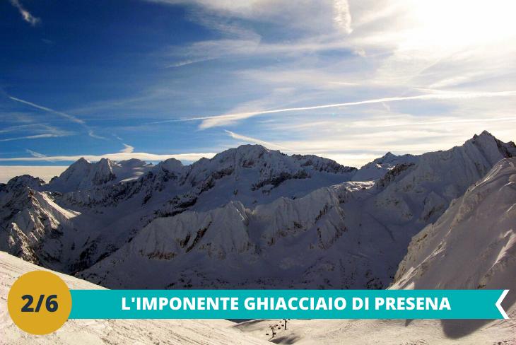 L'emozionante salita in Cabinovia, dove dove poter ammirare le meravigliose Dolomiti e fare delle passeggiate ad alta quota
