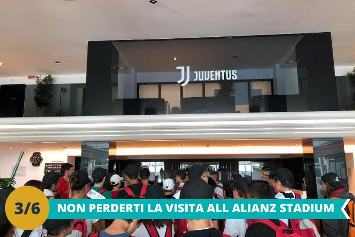 Allianz Stadium e Superga, per gli amanti del calcio una giornata dedicata alla visita dello stadio della Juventus, del suo Museo e del Colle di Superga