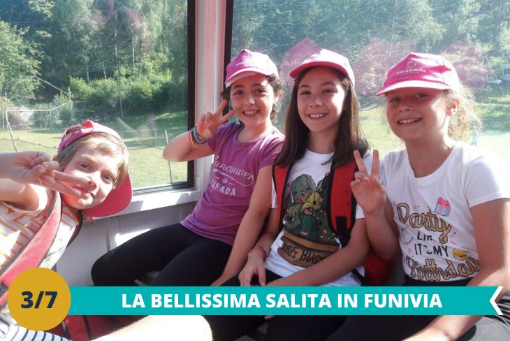 La meravigliosa salita in Funivia, verso i rifugi e gli itinerari escursionistici delle imponenti Dolomiti per ammirare paesaggi ad alta quota