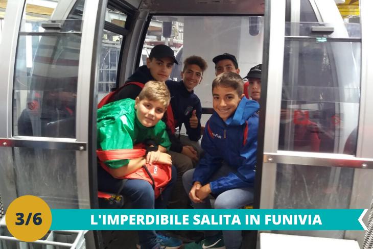 La meravigliosa salita in Funivia:verso i rifugi e gli itinerari escursionistici delle imponenti Dolomiti per ammirare paesaggi ad alta quota