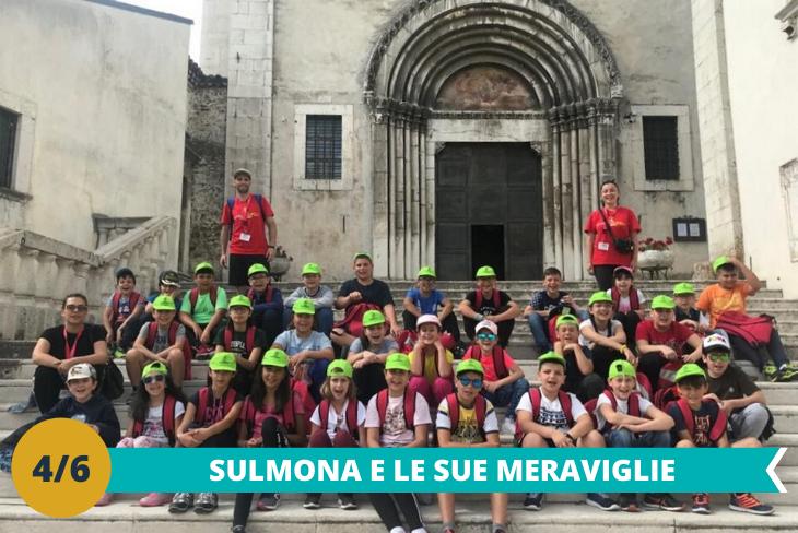 Sulmona ed il Confettificio