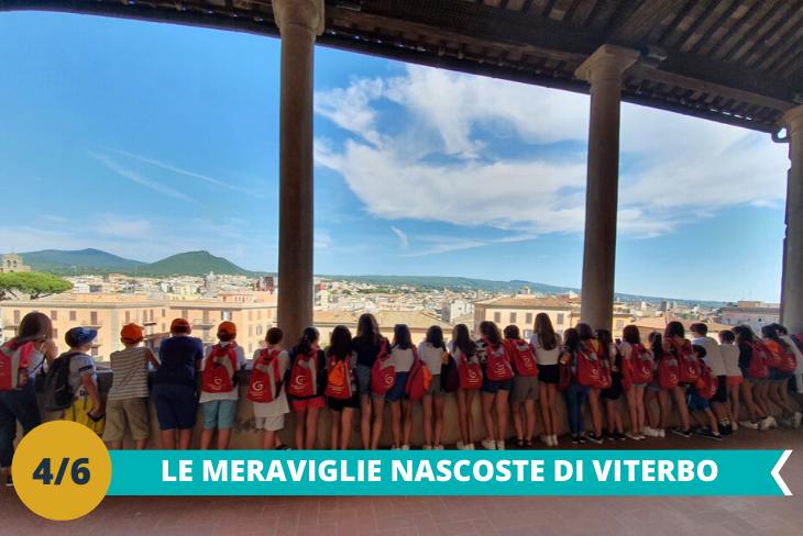 Viterbo la città sotterranea ed il Museo Etrusco, visita alla meravigliosa città sotterranea, un autentico labirinto fatto di passaggi segreti che collegano l'intera città ed il Museo Etrusco