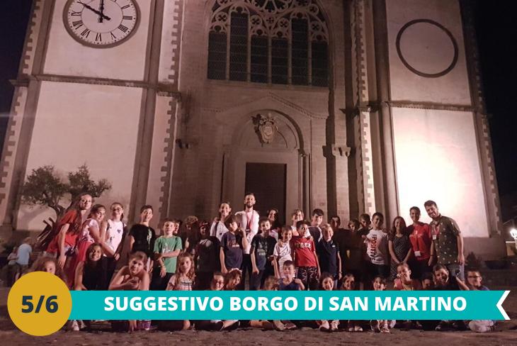 Escursione al borgo di San Martino al Cimino: passeggiata lungo le vie del borgo