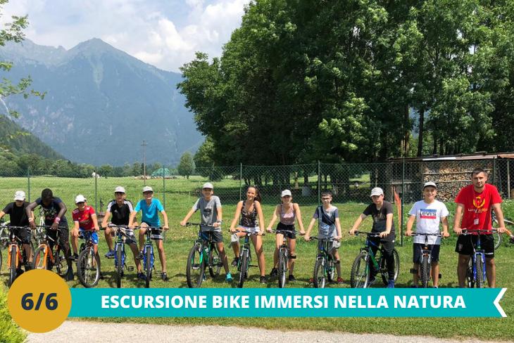 Escursione in bike, per ammirare il panorama degli altipiani abruzzesi a 360°