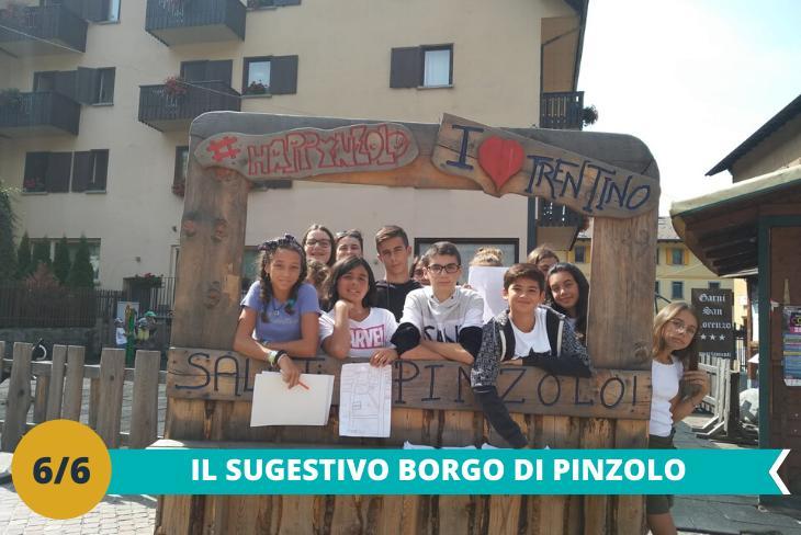 Visita al borgo di Pinzolo:passeggiata tra le vie della città