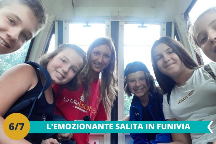 La meravigliosa salita in Funivia:verso i rifugi e gli itinerari escursionistici delle imponenti Dolomiti per ammirare paesaggi ad alta quota.