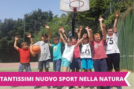Estate INPSieme Soggiorni Estivi Italia per ragazzi 6-14 anni Conformi 100%-7-12