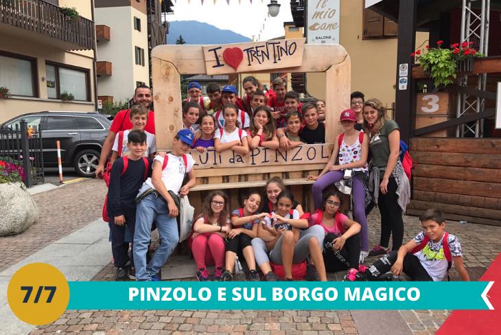 Visita al borgo di Pinzolo una passeggiata tra le vie della città
