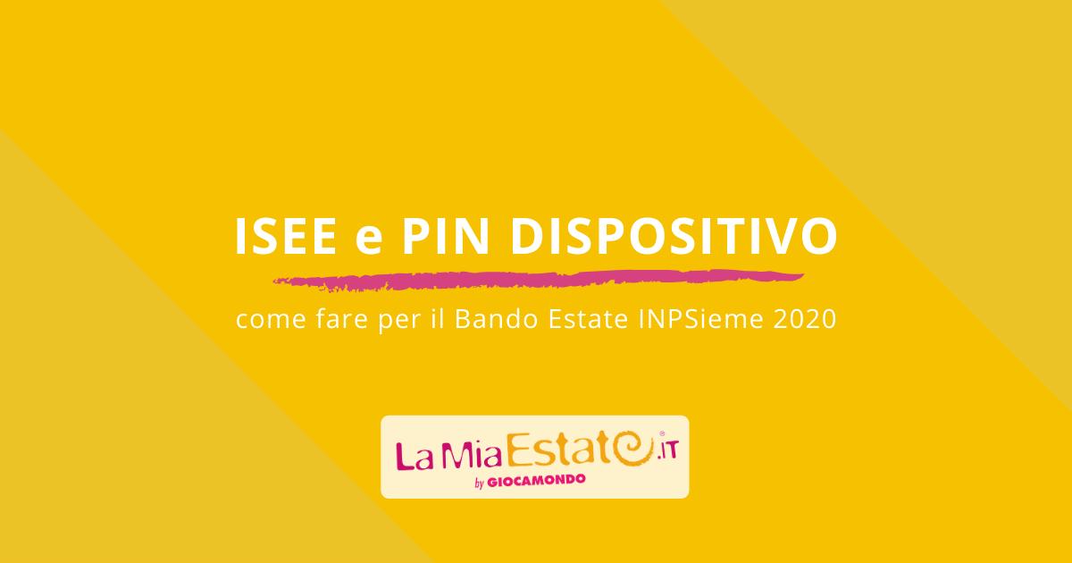 ISEE e PIN dispositivo: come fare per il Bando Estate INPSieme 2020 --Copia-di-GS-Come-imparare-linglese