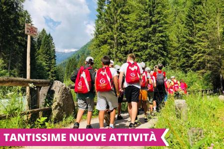 Estate INPSieme Soggiorni Estivi Italia per ragazzi 6-14 anni Conformi 100%-5-35