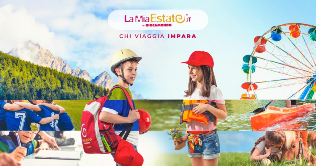 Estate INPSieme 2020 | Soggiorni estivi Italia | La Mia Estate Giocamondo-LME_social-sharing-1024x538