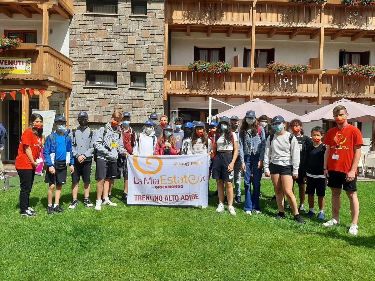 Hotel Olympic Regina 3*** // Summer English Camp // Senior Archivi --OLYMPIC-REGINA-ENGLISH-SUMMER-CAMP-TURNO-2-GIORNO-1-3