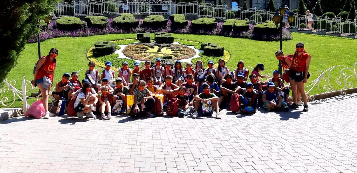 Hotel Olympic Royal 4**** // English Adventure Camp // Junior Archivi --OLYMPIC-ROYAL-TURNO-1-GIORNO-9-9