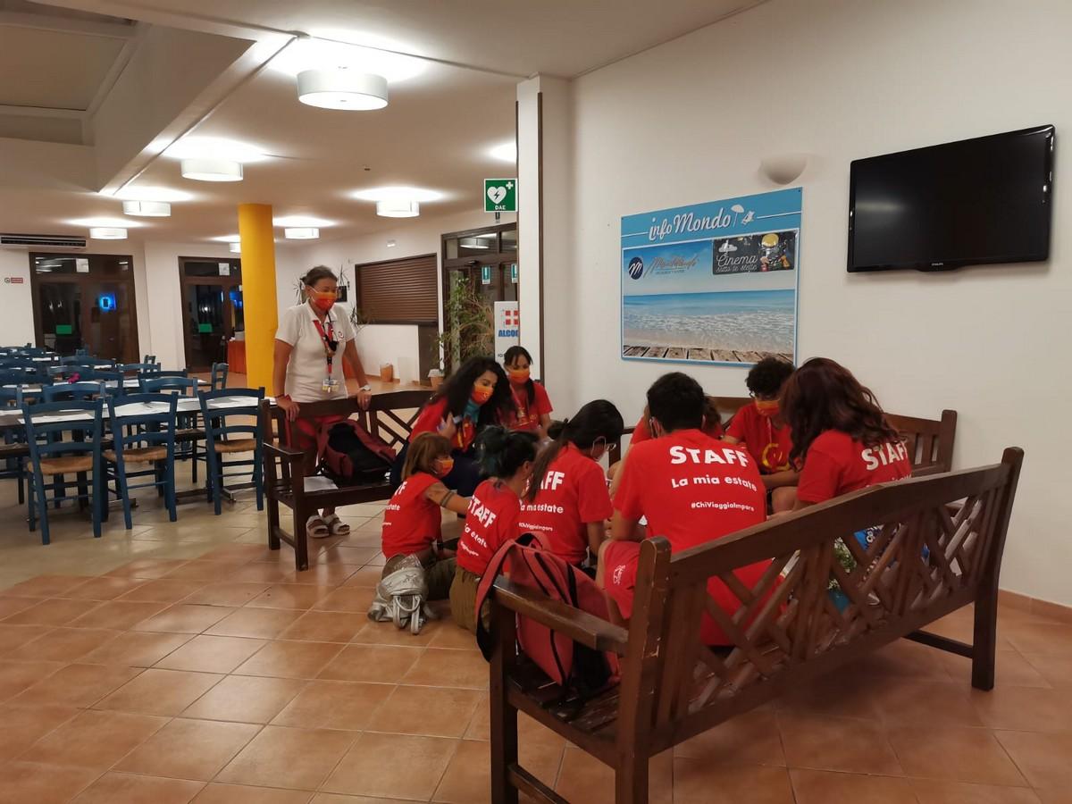Hotel Santa Sabina 4**** // Avventure marine in Puglia // Junior Archivi --SANTASABINA-AVVENTUREMARINE-TURNO2-GIORNO1-6
