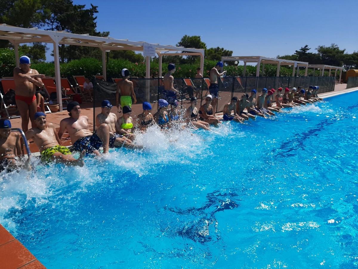 Hotel Santa Sabina 4**** // Avventure marine in Puglia // Junior Archivi --SANTASABINA-AVVENTUREMARINE-TURNO2-GIORNO2-8