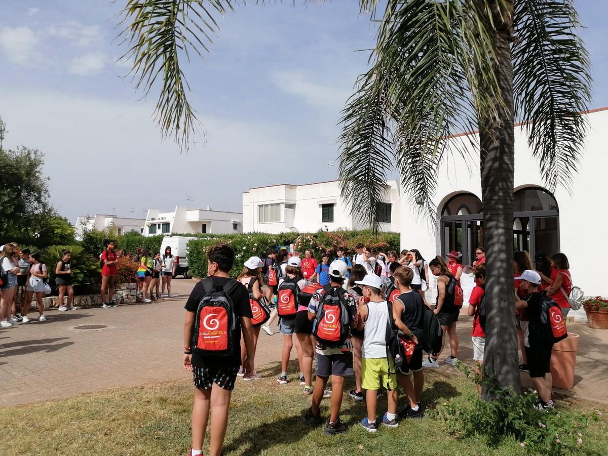 Hotel Santa Sabina 4**** // Avventure marine in Puglia // Junior Archivi --SANTASABINA-AVVENTUREMARINEINPUGLIA-TURNO1-GIORNO2-5