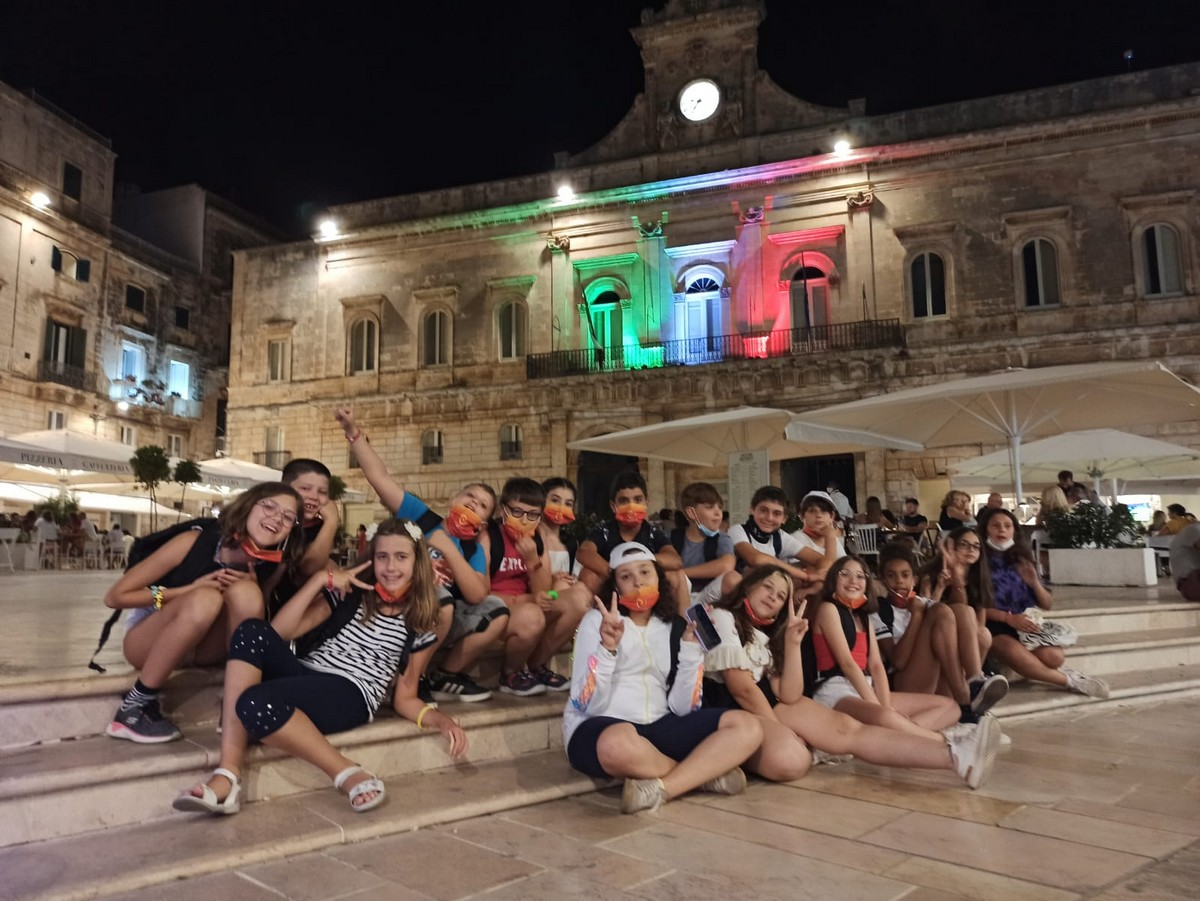 Hotel Santa Sabina 4**** // Avventure marine in Puglia // Junior Archivi --SANTASABINA-AVVENTUREMARINEINPUGLIA-TURNO1-GIORNO4-10-1