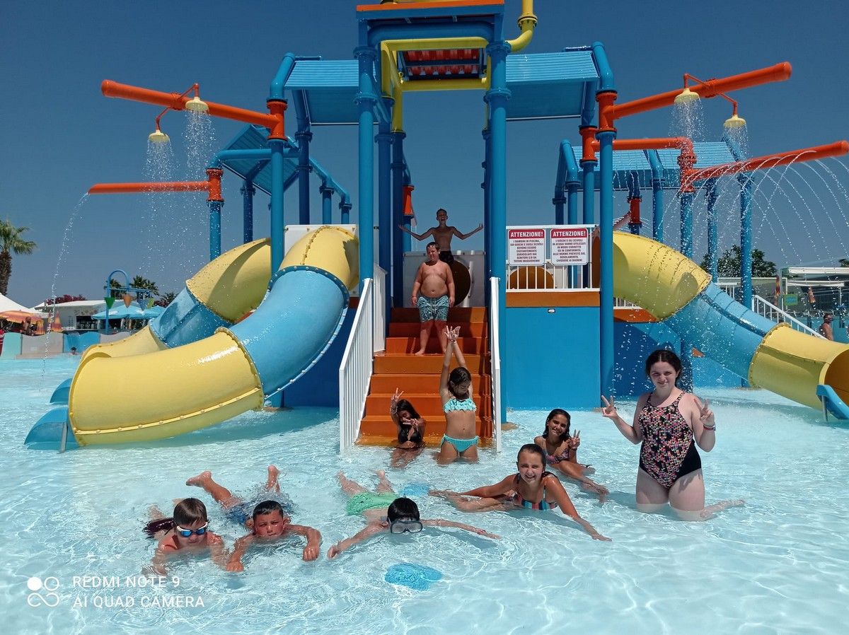 Hotel Santa Sabina 4**** // Avventure marine in Puglia // Junior Archivi --SANTASABINA-AVVENTUREMARINETURNO2-GIORNO7-1