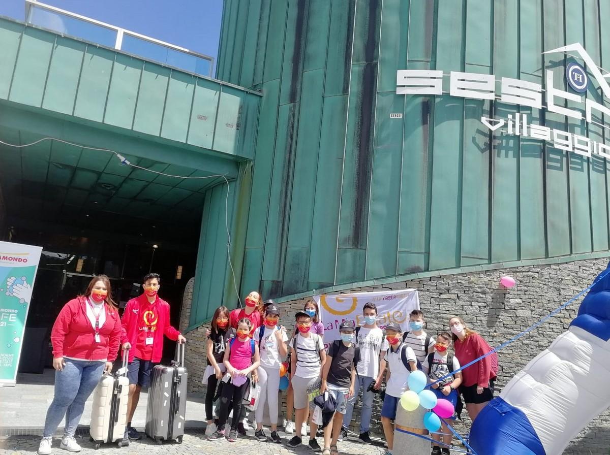 Hotel Villaggio Olimpico 4**** // Un soggiorno olimpico // Junior & Senior Archivi --VILLAGGIO-OLIMPICO-UN-SOGGIORNO-OLIMPICO-TURNO-1-GIORNO-1-6