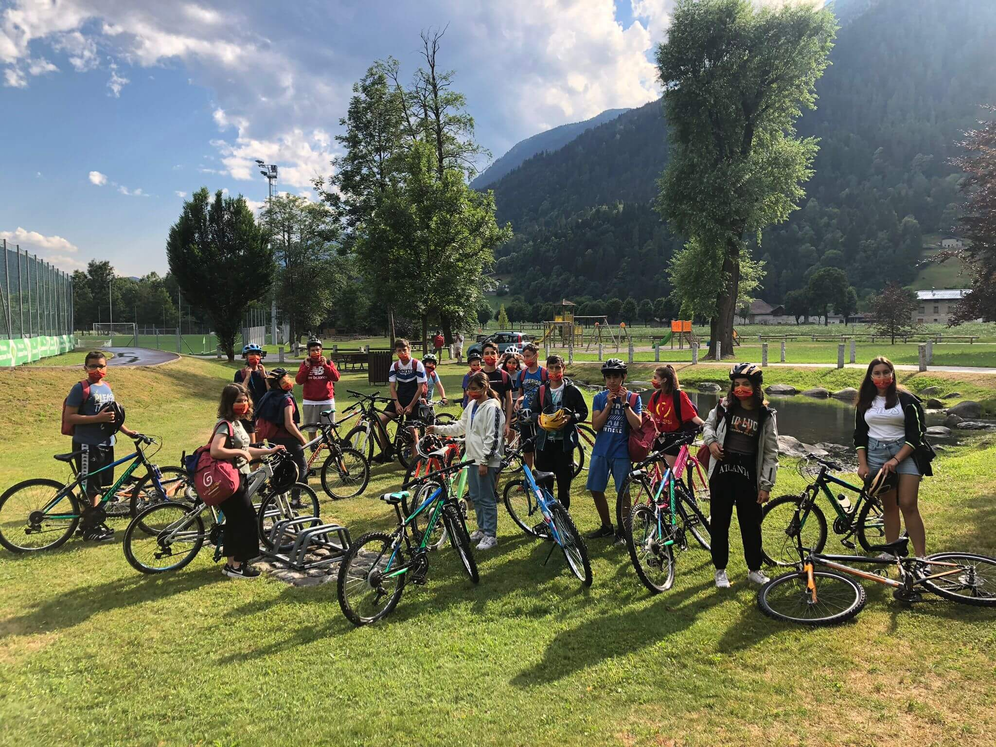 Hotel Olympic Regina 3*** // Summer English Camp // Senior Archivi --bike-3