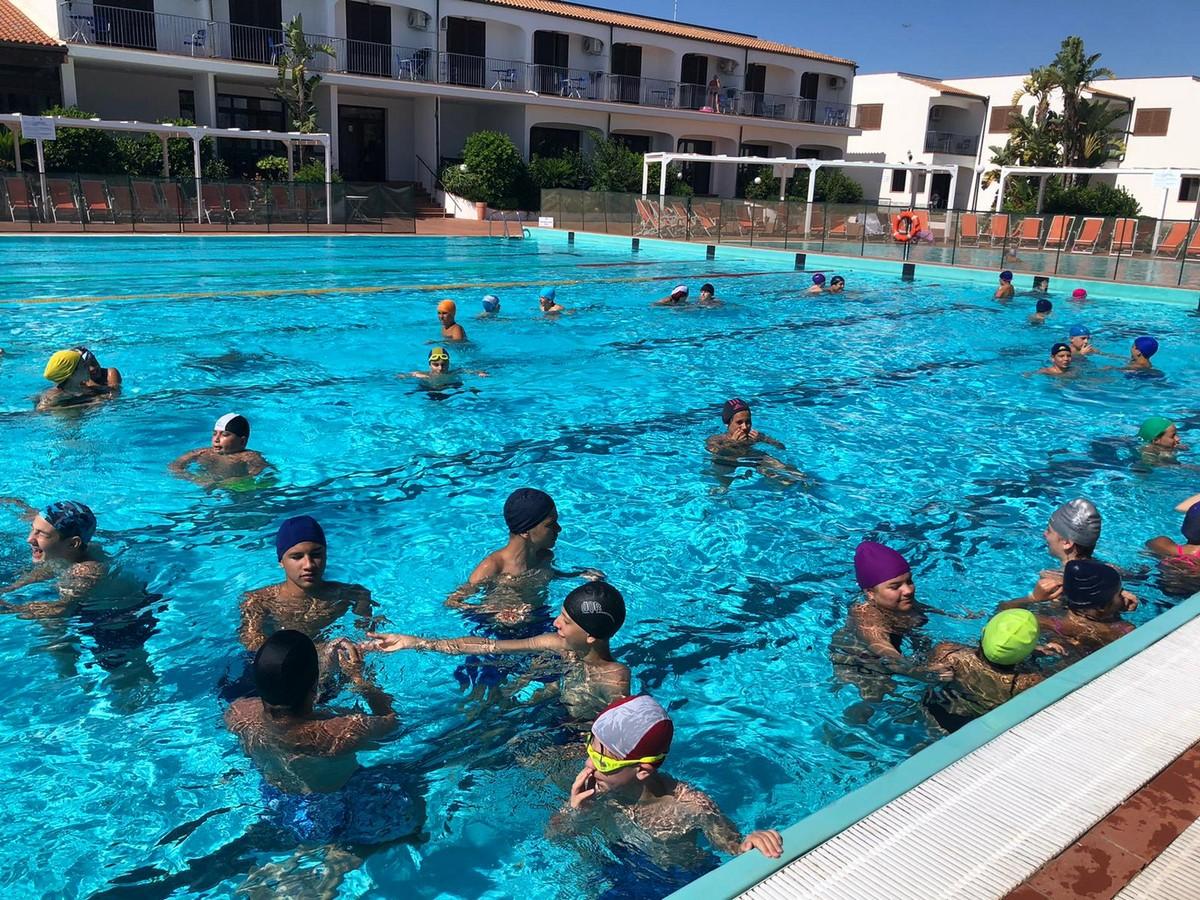 Hotel Santa Sabina 4**** // Mare e sport nel Salento // Junior & Senior Archivi --SANTASABINA-MAREESPORT-TURNO2-GIORNO13-2