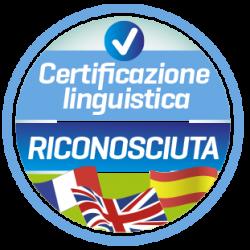 Certificazione linguistica riconosciutao-2020