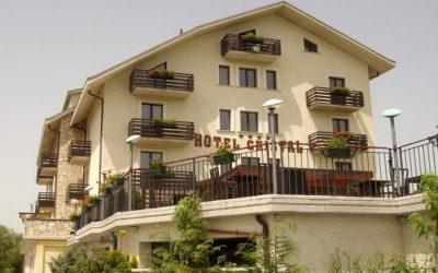 Hotel Cristal-estate insieme